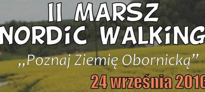"""II Marsz Nordic Walking SUTW """"Atena"""""""